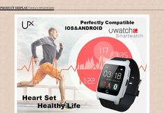 Item specifics Type:On Wrist Application Age Group:Adult Function:Passometer,Fitness Tracker,Sleep Tracker,Message Reminder,Call Reminder,Answer Call,Dial Call Language:English,Russian,Spanish,Portuguese,Turkish,Italian,French,Deutsch Compatibility:All Compatible Style:Fashion Product Description 2015 New Bluetooth Smart Watch 3G Smart Health Heart Rate Monitor Pedometer SMS Notification Watch For IOS & Windows Phone