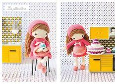 crochet doll book
