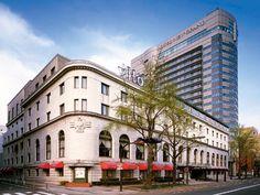 HOTEL NEW GRAND  山下町 横浜
