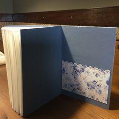 Interior llibreta de viatge