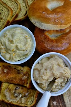 Breakfast Butters   A Southern Soul  ☀CQ #southern #recipes. Thanks so much for sharing!