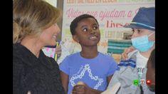Visita della First Lady Melania Trump all'Ospedale Pediatrico Bambino Ge...