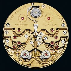 F.P. Journe.  Chronomètre à résonance.