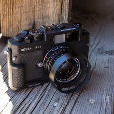 Voigtlander Bessa R3A 35mm Rangefinder Film Camera Body Only | eBay