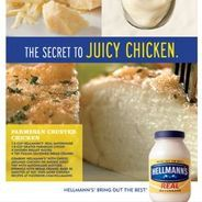This chicken recipe is unbelievably creamy and very good! Follow the link and see for yourself!