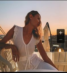 Crochet Top, White Dress, Tops, Dresses, Women, Fashion, Vestidos, Moda, White Dress Outfit