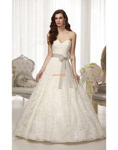 Kirche Princess-Stil Glamourös & Dramatisch Brautkleider 2014