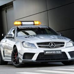 C63 security car