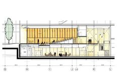GLASS + SCREEN: FACADE DETAILS RENZO PIANO, The New York Times Building http://www.fondazionerenzopiano.org/project/89/the-new-york-times-building/drawings/enlarged/929/ posted by ik
