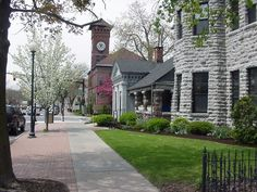 Downtown  Village, NY