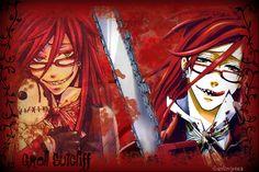 Grell Sutcliff Wallpaper by HinariSenjo4818 on deviantART