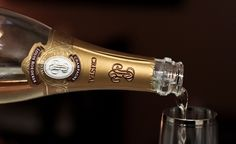 #Champagne #Wine #Cristal #CavalliClub Bottle, Champagne Louis Roederer S.A., Louis Roederer, Luxury - Follow @thegeniusboss for more pics like this!