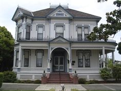 Visit McConaghy House - A Historic Victorian Farmhouse - Entertainment Event, - Castro Valley, CA Patch Victorian Style Homes, Victorian Farmhouse, Victorian Era, Abandoned Houses, Old Houses, Victorian Architecture, Architecture Design, Castro Valley, Cute Cottage