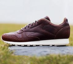 """CF Stead x Reebok Classic Leather Lux """"Brown"""""""