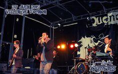 DUENDE sera au Festival Les Z'Arpètes le samedi 27 juin 2015 sur la Plaine de Couuréjean (Villenave d'Ornon - 33)