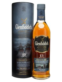 Glenfiddich 15 Distillery Edition [Single Malt Scotch Whisky]