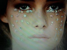 sparkly tears