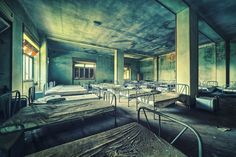Abandoned Buildings by Matthias Haker | 123 Inspiration