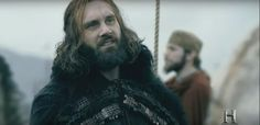 History's 'Vikings,' Season 4, Part 2, Episode 17, The Great Army, Duke Rollo
