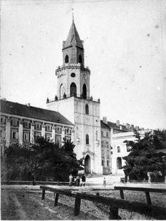 ok. 1878 fot. W.Chicińska My Kind Of Town, Akita, Poland, Architecture, Building, Travel, Historia, Fotografia, Arquitetura