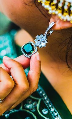 """Photo from album """"Wedding photography"""" posted by photographer Speed Wed Lehenga Wedding, Indian Party, Lehenga Saree, Wedding Preparation, Victorian Jewelry, Ear Rings, Party Outfits, Wedding Earrings, Mehendi"""