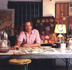 John Derian  Decoupage art