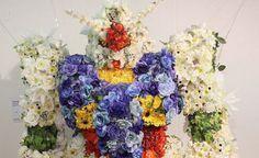 Gundam Made of Flowers  これはすごい