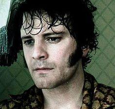 Mr Firth as Mr Darcy
