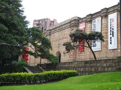 Museo nacional, bogota - 17 salas on three levels with Colombia's history
