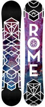 snowboard Rome Gold 147 cm