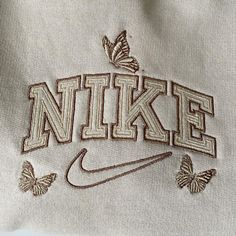 Swag Outfits For Girls, Trendy Summer Outfits, Nike Outfits, Winter Fashion Outfits, Diy Clothes And Shoes, Custom Clothes, Diy Embroidery Shirt, Cute Promise Rings, Shirt Logo Design