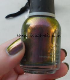 Orly Cosmix Fx Space Cadet