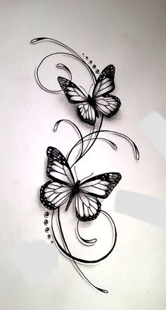 Schmetterlinge tattoos tattoo designs, tattoo drawings и butterfly tattoo. Small Butterfly Tattoo, Butterfly Drawing, Small Flower Tattoos, Butterfly Tattoo Designs, Small Tattoos, Butterfly Sleeve Tattoo, Simple Butterfly, Drawing Flowers, Drawings Of Butterflies