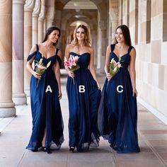 Find More Bridesmaid Dresses Information about 2015 New Straps V Neck Bridesmaid Dresses Formal Chiffon Pleats Wedding Party Bridesmaid Group Gown,High Quality party gown dress,China party dresses gowns Suppliers, Cheap party items for kids from Hh-Dress on Aliexpress.com