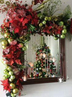 In this DIY tutorial, we will show you how to make Christmas decorations for your home. The video consists of 23 Christmas craft ideas. Easy Christmas Decorations, Christmas Door Wreaths, Christmas Swags, Christmas Centerpieces, Rustic Christmas, Christmas Home, Christmas Ornaments, Christmas Interiors, Modern Christmas