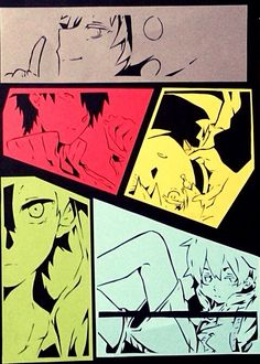 Kagerou Project Guys