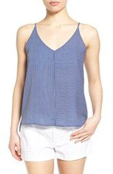 BP. Stripe Woven Camisole