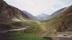Spiti valley: Middle Land