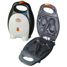 Penguin Waffle Maker LMAOO silly... This would hve been great for gamma sigma sigma retreats!