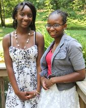 Karleshia, 14, and Korenshia, 12, are sisters from Alabama who need a loving forever family. Korenshia enjoys camping and reading while Karleshia loves to watch television and play dress up.  #adoption #fostercare