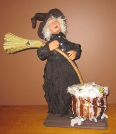 Halloween Witch Hocus Pocus by mariasaracino on Etsy, $225.00
