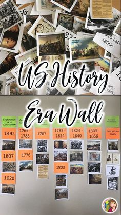 Engage your students with an Era Word Wall for US History. This resource is designed for you to create an interactive era wall in your classroom. Research shows the benefit of word walls for our students. Use this all year long to help teach the concept of an era and the events that define it.