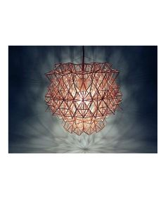 Cassiopée designed by Barbadine Design made in France as part of Lighting and Pendant Lights tagged French lighting - image 1 on CROWDYHOSUE