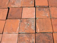 Reclaimed Terracotta Quarry Floor Tiles can be purchased from UKAA. This can be delivered throughout the UK and world-wide.