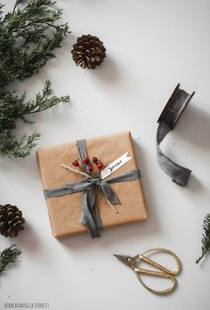 Christmas packaging ideas: come confezionare i regali di Natale