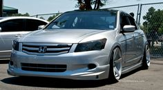 Modified Honda Accord Mugen Sedan (8th generation) http://www.101modifiedcars.com/2011/10/04/modified-honda-accord-sedan-turbocharged-north-america-version-8th-generation/