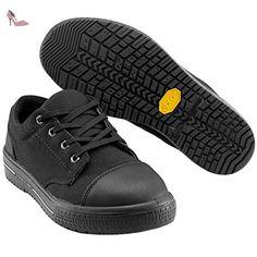 Mascot F0093-906-09-1143 Meeker Chaussures de sécurité Taille W11/43 Noir - Chaussures mascot (*Partner-Link)