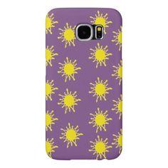 Sun Samsung Galaxy S6 Barely There Samsung Galaxy S6 Case - original gifts diy cyo customize