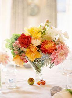 Pretty Floral Arrangement.