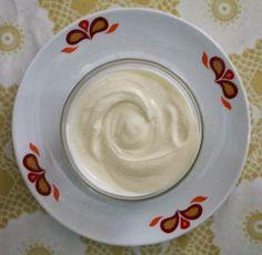 Iogurte grego de kefir e mel